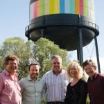 water tower plus taskforce