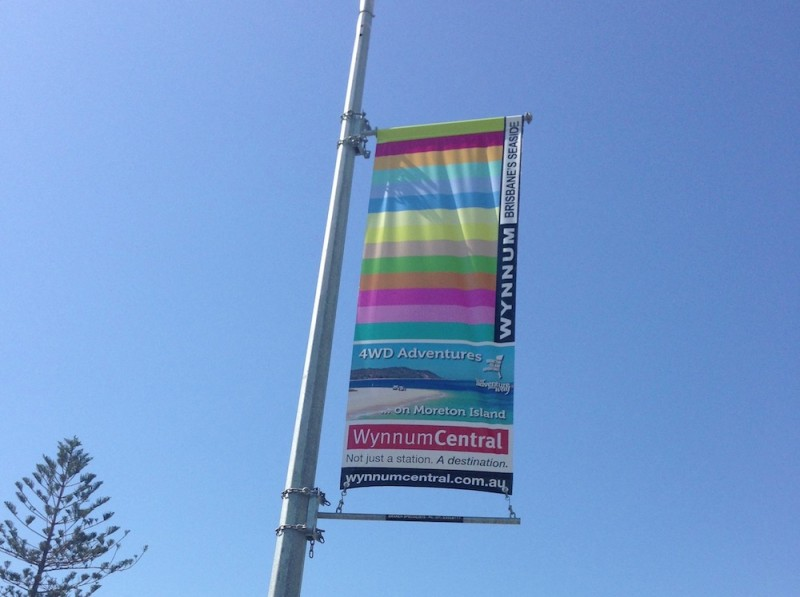Look out for the new banners