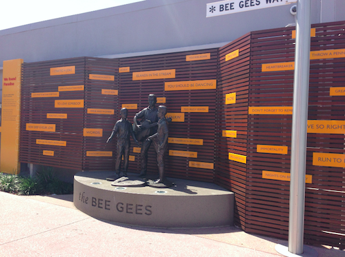 bee gees walk redcliffe 02
