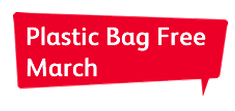plastic bag free march