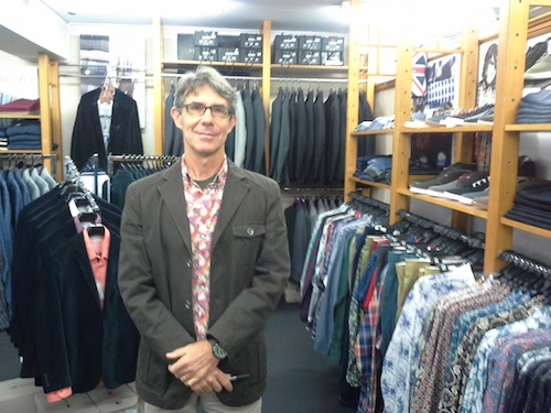 Photo of Helping generations to be fashionable at DBS Menswear