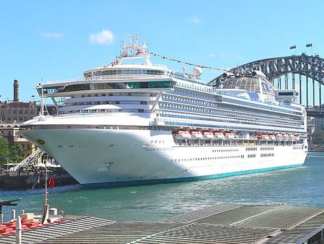 helloworld cruiseship