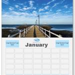 Wynnum/Manly 2015 calendar