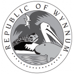 Republic of Wynnum crest