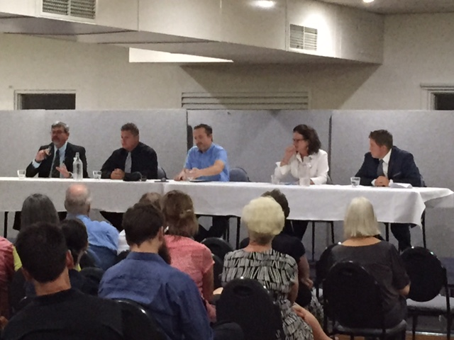 Lytton Candidates Debate