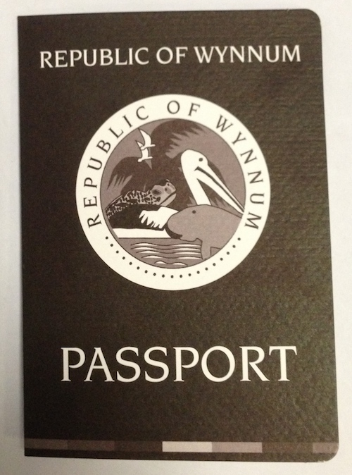 Photo of Republic of Wynnum reports passport shortage