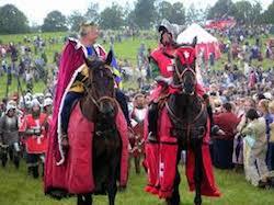 medieval reenactment