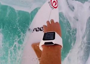RipCurl Surf GPS watch