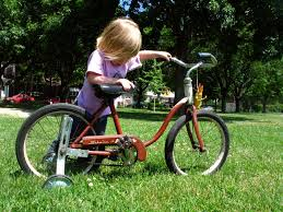 Photo of Not just play – bike riding as a fun and educational experience