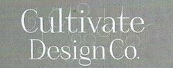 cultivate design co logo