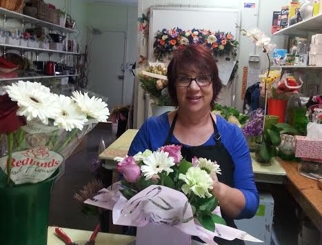 If you love flowers, running a florists is like working in a candy shop