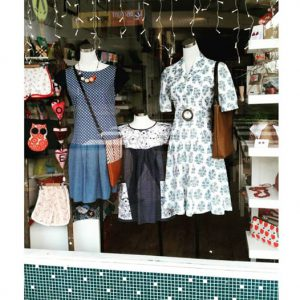 collective store window