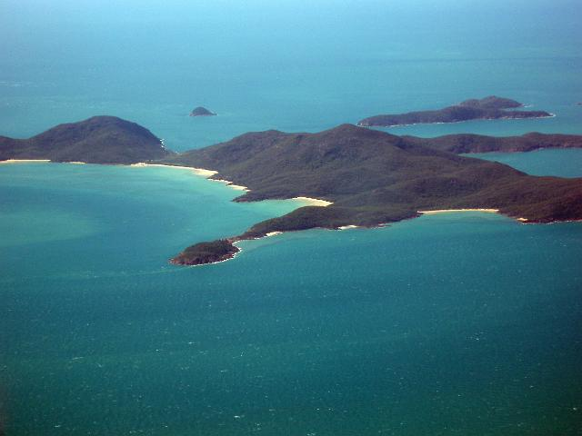 Lindeman Islands, Whitsundays