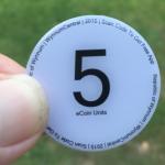 5 eCoin Units token