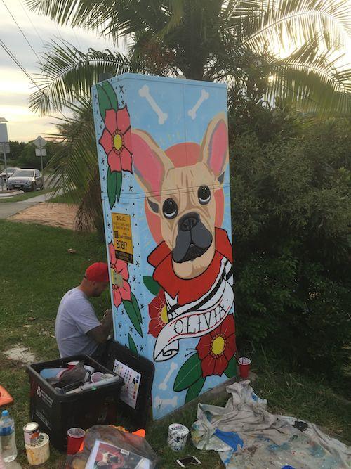 Photo of Street art in Wynnum
