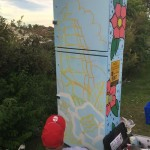 Wynnum Street Art02