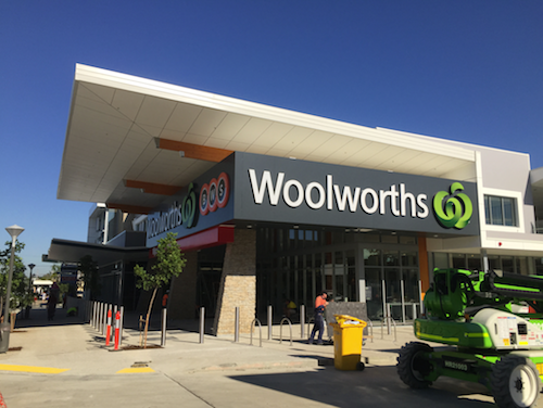 Photo of Woolies opens