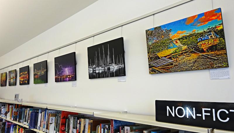 Jonathan Dass exhibit