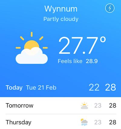 It's official – Wynnum IS cooler