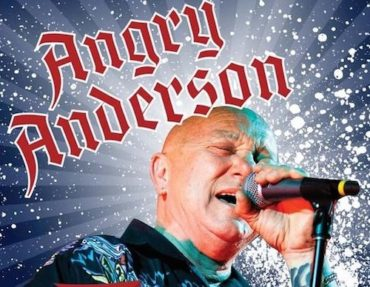 Angry Anderson coming to town