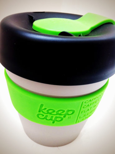 Do you have a keep cup?