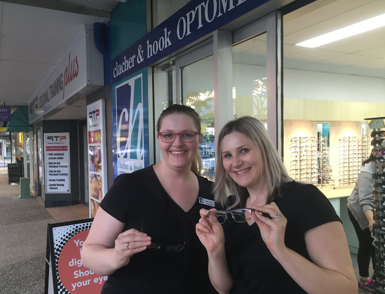 Wynnum optometrists carrying on the family tradition