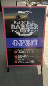 cut n edge a frame