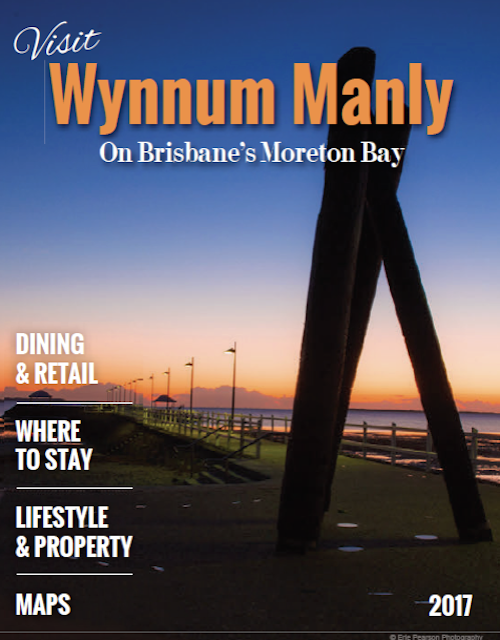 Visit Wynnum Manly Guide 2017