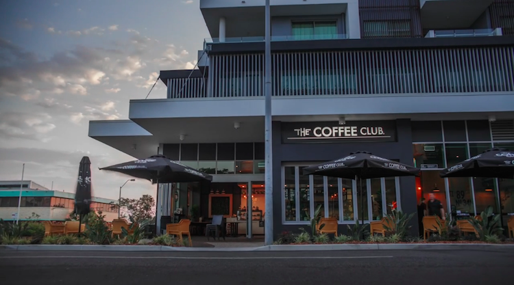 Photo of Does this cafe in the TV ad look familiar?