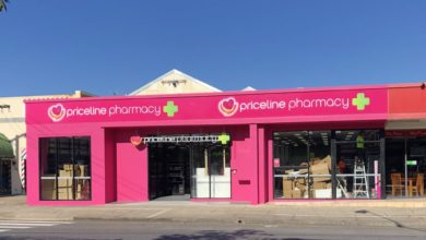 Priceline pharmacy in Wynnum