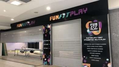 Fun Fit Play fitout