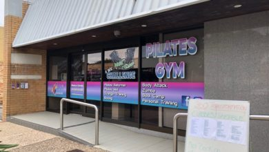 Photo of ANZ Bank transforms into Pilates gym