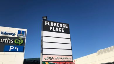 Photo of Where is Florence Place?