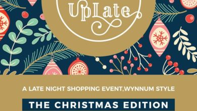 Photo of Wynnum UpLate Christmas Edition