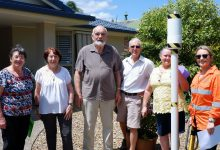 Clean Air Wynnum Citizen Science Project