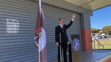 Photo of The Republic of Wynnum welcomes its 4th President