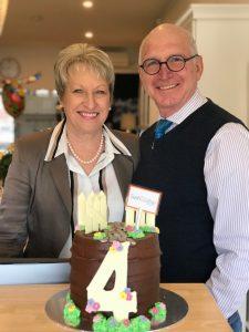Gail & Ian Gobey