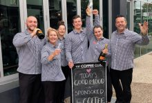 Photo of Happy 4th Birthday Coffee Club Wynnum!