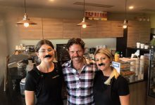 Photo of Movember in Wynnum
