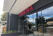 Photo of Cinema Pre-Opening Tour