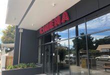 Photo of Cinema Pre-Opening Tour