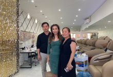 Photo of Fruit and veg shop turns into beauty salon